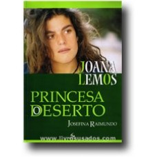 Joana Lemos -  A Princesa do Deserto
